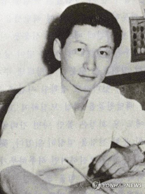 신격호 롯데그룹 명예회장의 젊은 시절 모습