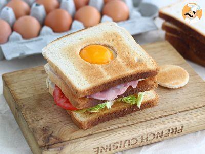 집에서 만드는 클럽 샌드위치