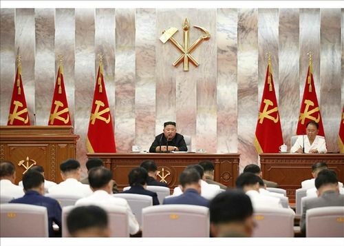 북한, 당 중앙군사위 확대회의 열고 태풍피해 함경도 지원