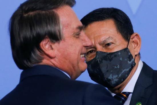 브라질 대통령과 부통령