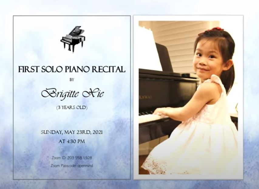 피아노 천재 브리짓