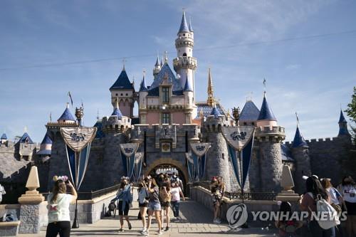 미국 캘리포니아주 디즈니랜드