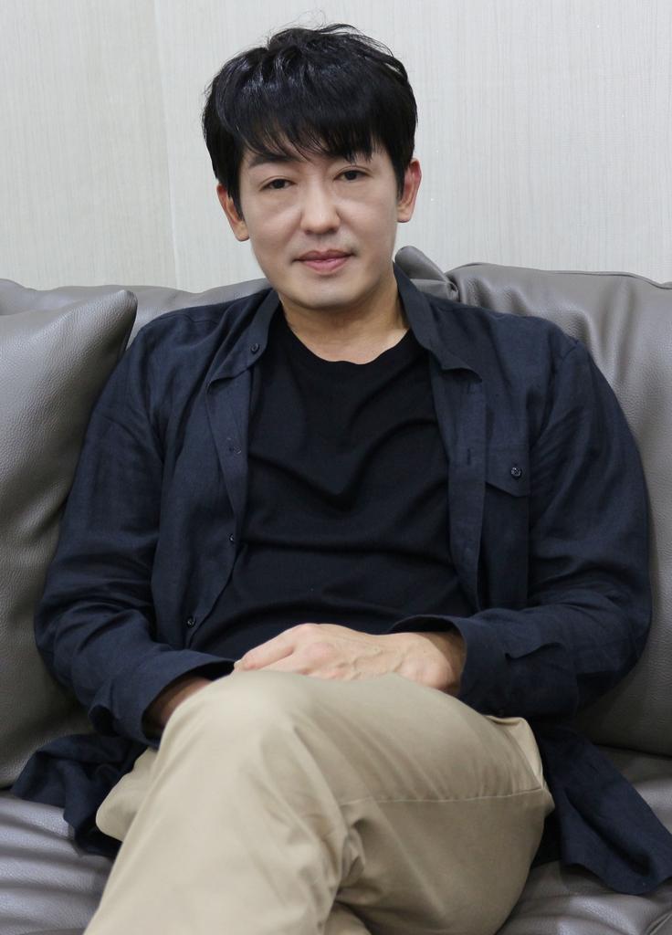 넷플릭스 오리지널 시리즈 '오징어 게임'의 배우 허성태