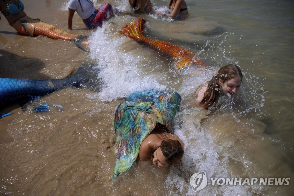Israel Mermaids