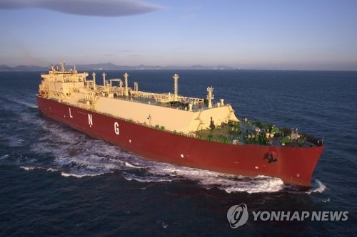 (LEAD) Shipbuilders to benefit from LNG ship orders in 2019