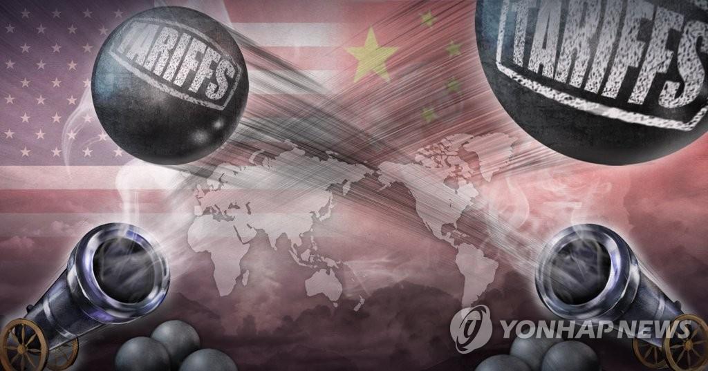 미중 무역전쟁·보호무역주의 세계 경제에 리스크 요인 (PG)