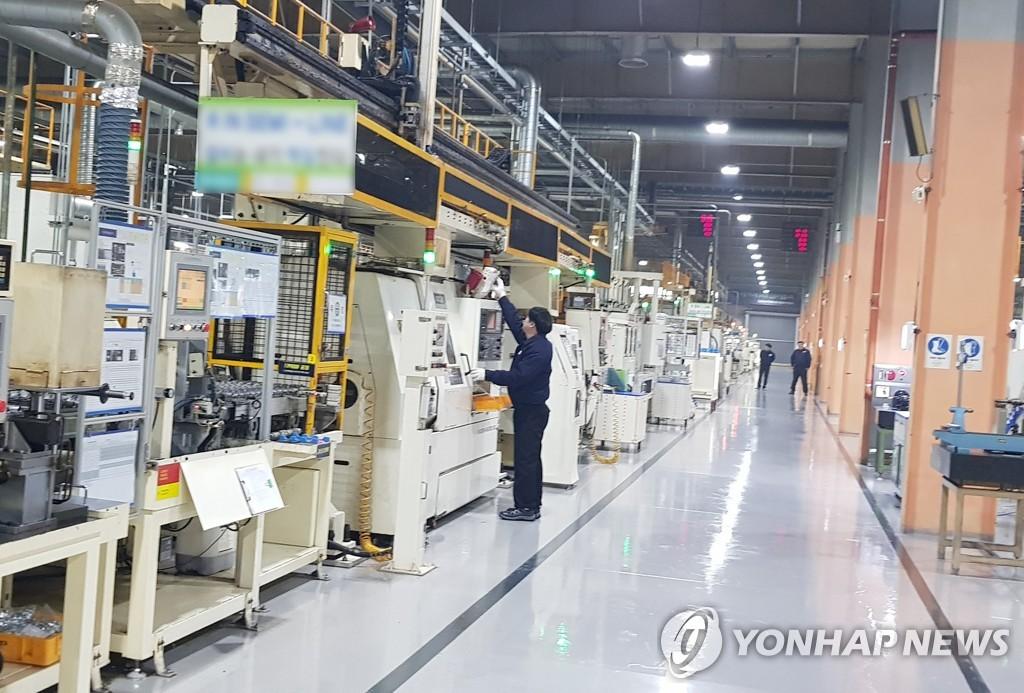 제조업 생산 현장