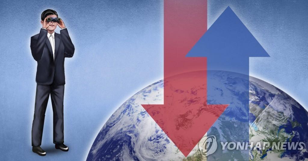 세계 경제성장률 전망(PG)