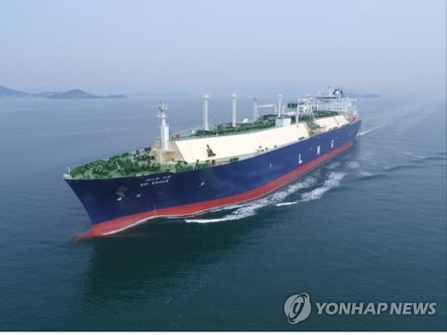 (LEAD) Korean shippers set to join hands to win huge LNG shipping orders from Qatar