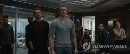 'Avengers: Endgame' becomes fastest film to top 10 mln admissions