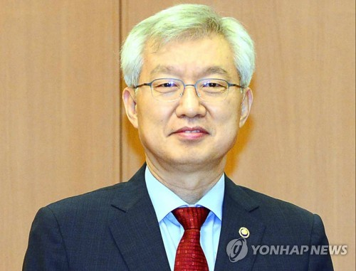 (LEAD) Vice foreign minister discusses Korea-Japan row with U.S. officials