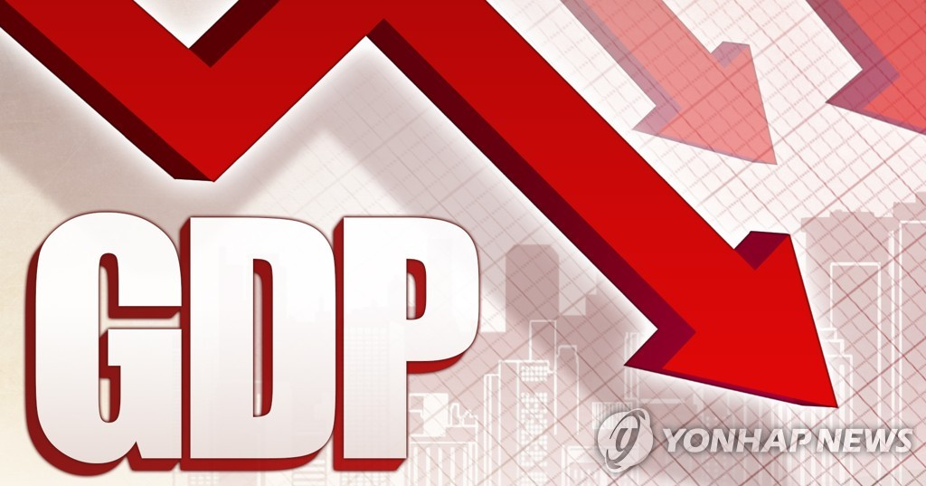 (2nd LD) S. Korean economy shrinks 1.4 pct in Q1 amid virus fallout, sharpest contraction since 2008