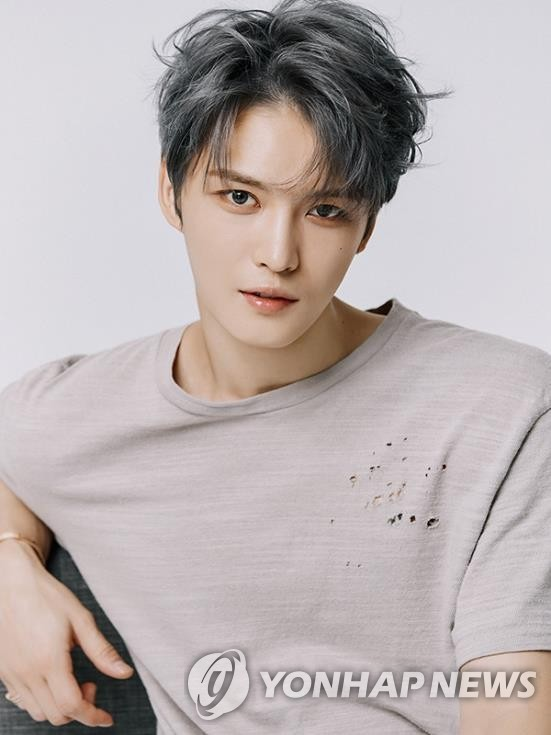 This image of singer Kim Jae-joong was provided by C-Jes Entertainment. (PHOTO NOT FOR SALE) (Yonhap)