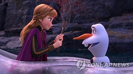 Box-office hit 'Frozen 2' reignites debate over anti-monopoly regulations