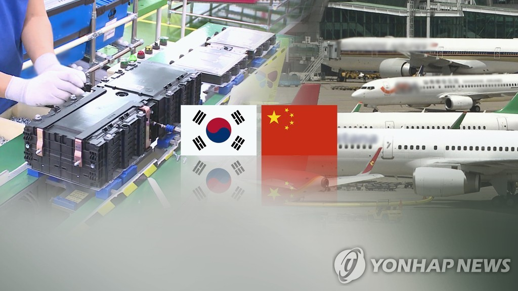 S. Korea loses footholds in Chinese market amid tightened competition: KIEP