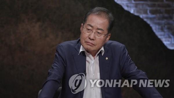 """홍준표 '박원순 채홍사' 언급…권영세 """"이러니 거부감""""   연합뉴스"""
