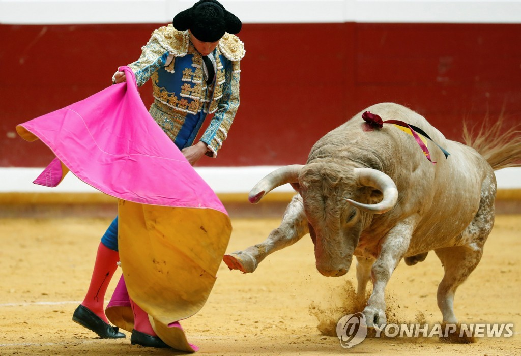 SPAIN BULLFIGHTING
