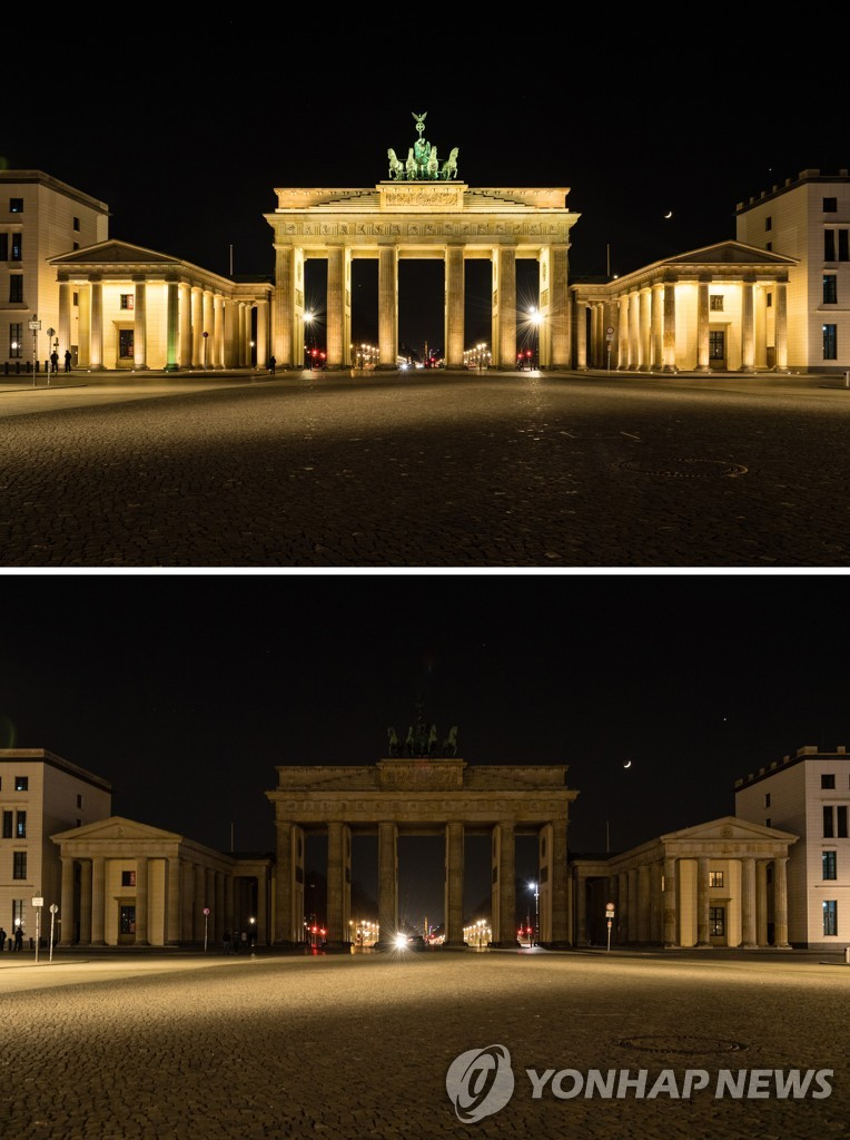 GERMANY EARTH HOUR