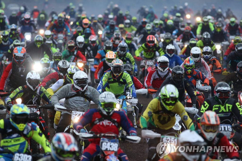 epaselect SWEDEN MOTORCYCLING GOTLAND GRAND NATIONAL 2020