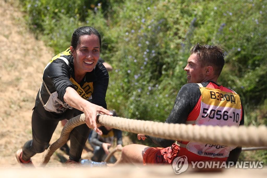 assault course; obstacle course; obstacle race; HeroRace; HeroLeague;