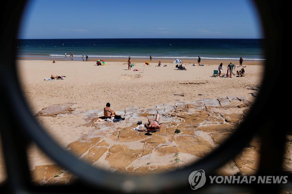 포르투갈 해변