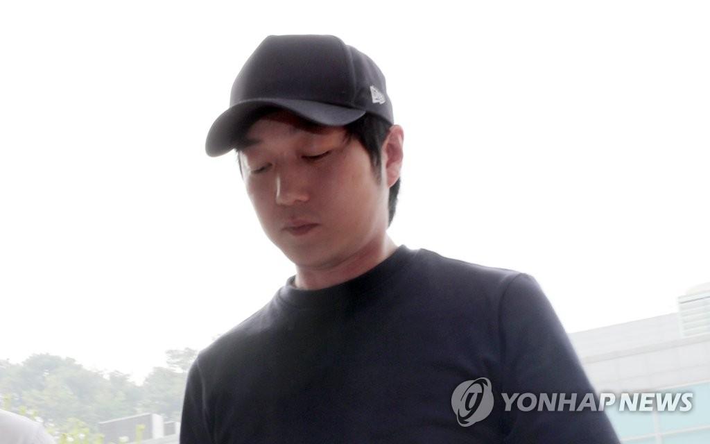 조재범 전 국가대표팀 코치
