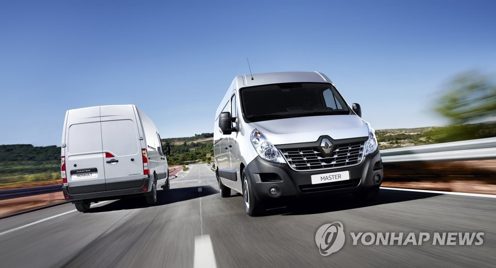 Renault Samsung aims to win 10 pct of light commercial car ...