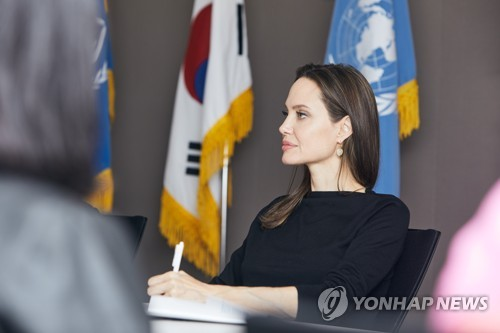 Angelina Jolie's son to attend South Korea's Yonsei University