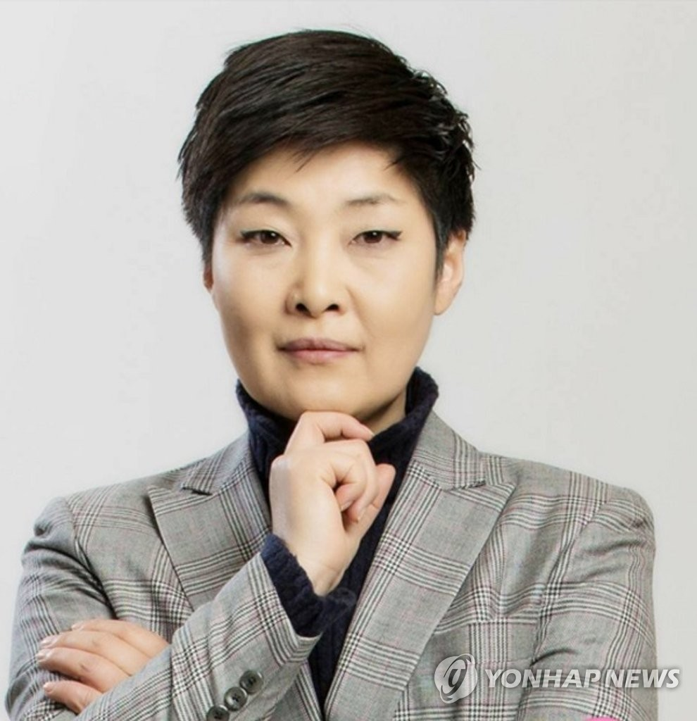This photo, provided by the Kiwoom Heroes baseball club on Jan. 22, 2019, shows Im Eun-ju, who was named the team's new general manager that day. The Heroes replaced Im on Feb. 1, 2019. (Yonhap)