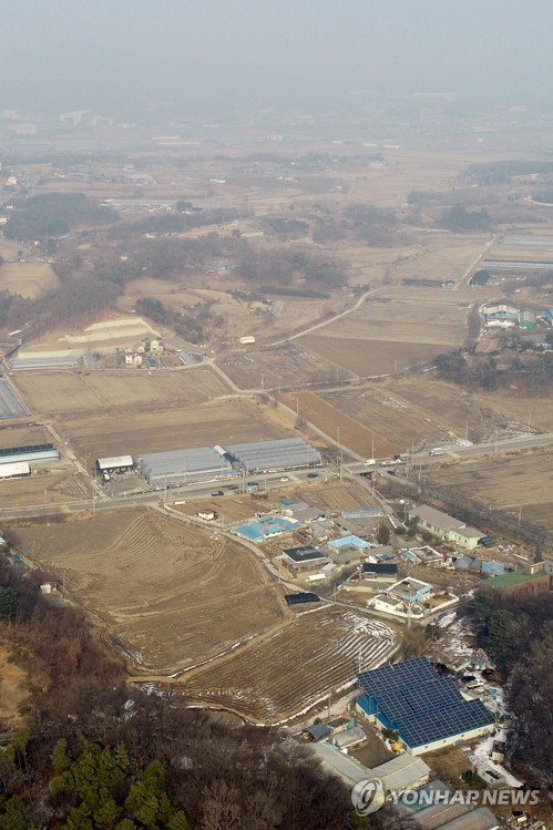 Site for world's biggest semiconductor cluster