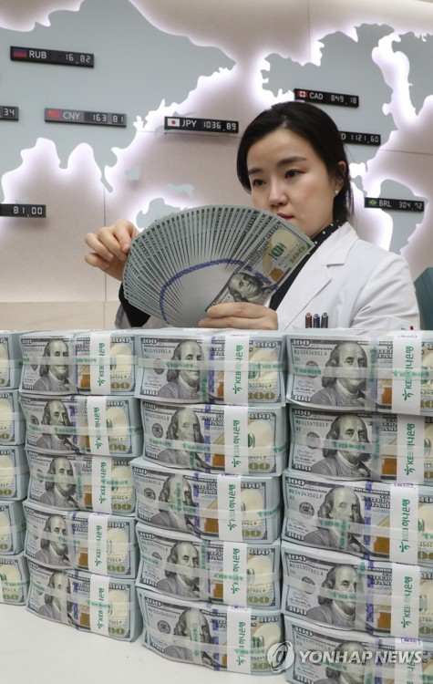 Foreign currency deposits surge nearly US$6 bln in Oct.