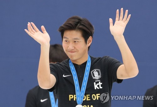 S. Korean Lee Kang-in better than Real Madrid prospect Kubo: coach