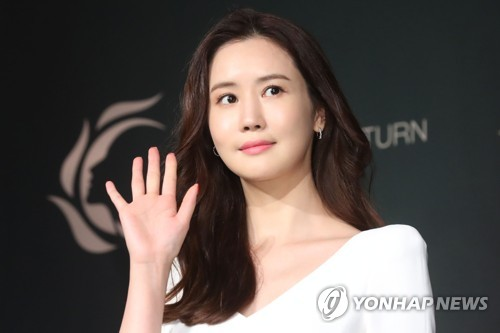 S. Korean actress Lee Da-hae