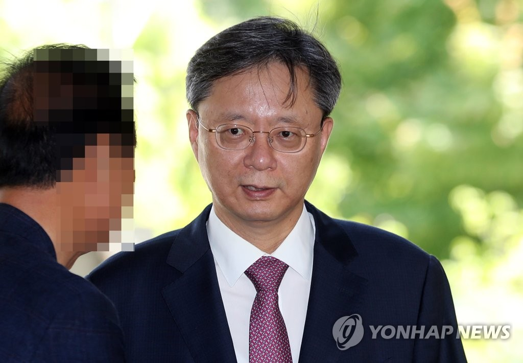 Ex-Park aide at trial