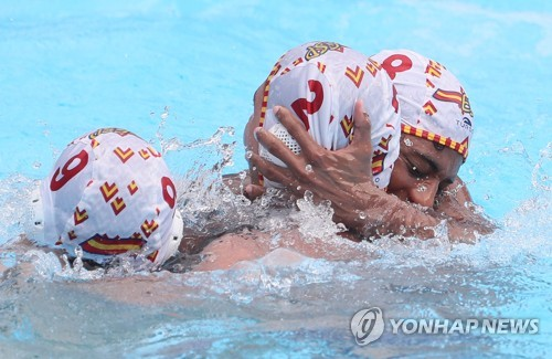 (Gwangju Swimming) Spain to take on Italy in men's water polo final