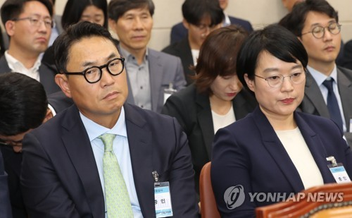 국감장에 나온 네이버ㆍ카카오 대표