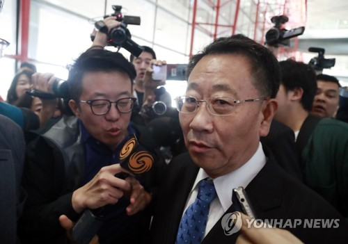 N.K. unveils U.S. proposal of Dec. talks, repeats call for new solution