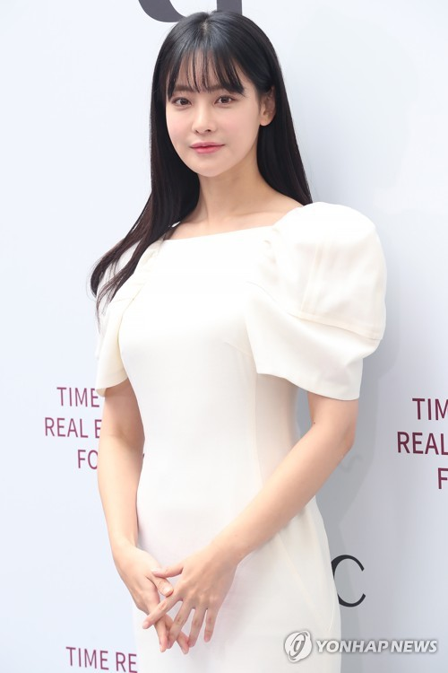 S. Korean actress Oh Yeon-seo