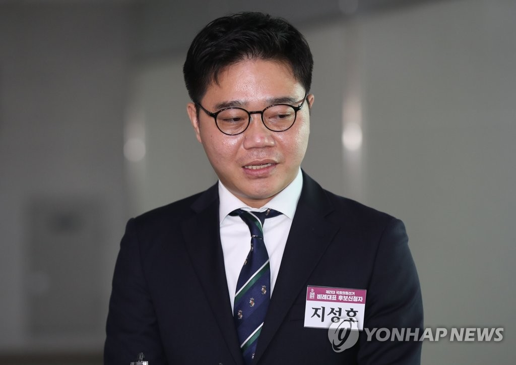 This file photo, taken on March 12, 2020, shows Ji Seong-ho, a North Korean defector and human rights activist. (Yonhap)