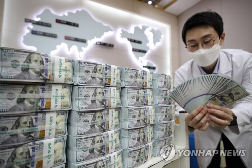 BOK offers additional US$1.33 bln to banks via U.S. currency swap