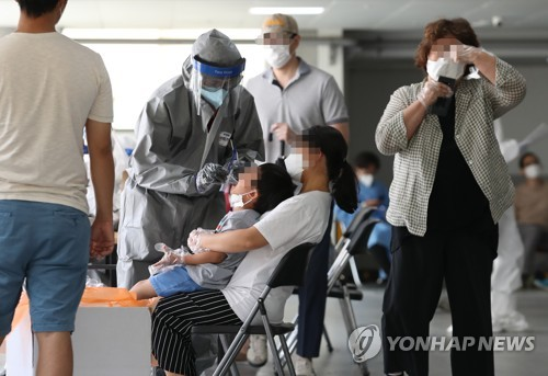 (4th LD) S. Korea reports 51 more coronavirus cases amid cluster infections at Seoul church