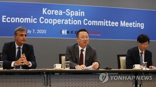 Korea-Spain business cooperation
