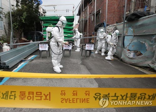Seoul, Gyeonggi record biggest-ever daily virus spikes