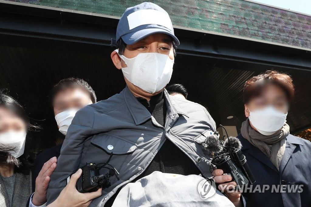 김봉현, 2차 옥중 입장문 발표