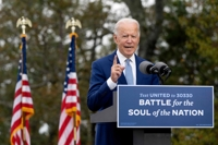 (LEAD) Biden vows not to extort S. Korea with troop withdrawal threats