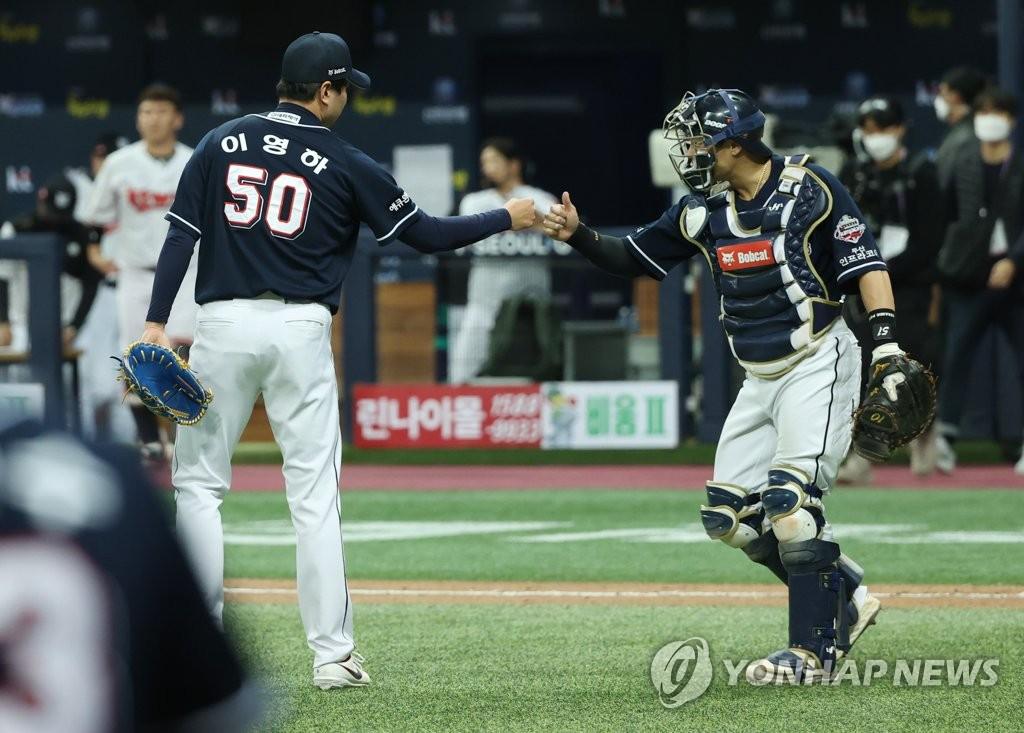 Lee Young-ha-Park Se-hyuk's battery saves victory