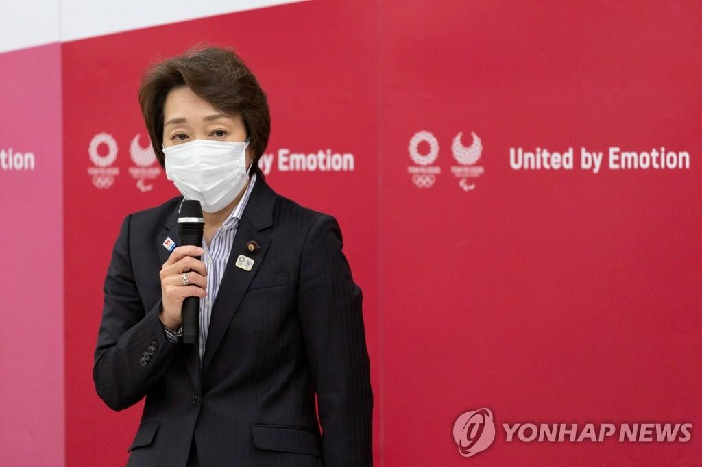 일본 하시모토, '강제 키스'논란 '아직도 깊이 반성'