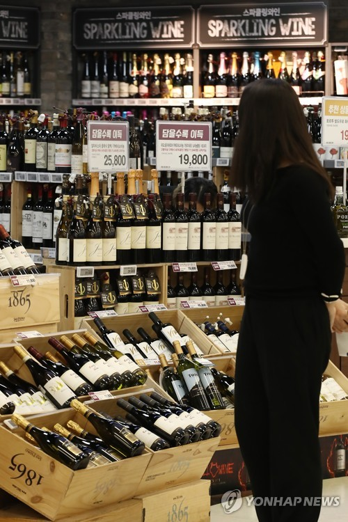 Wine imports hit all-time high