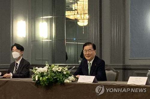 Top diplomats of S. Korea, U.S., Japan agree to close cooperation on N.K. policy