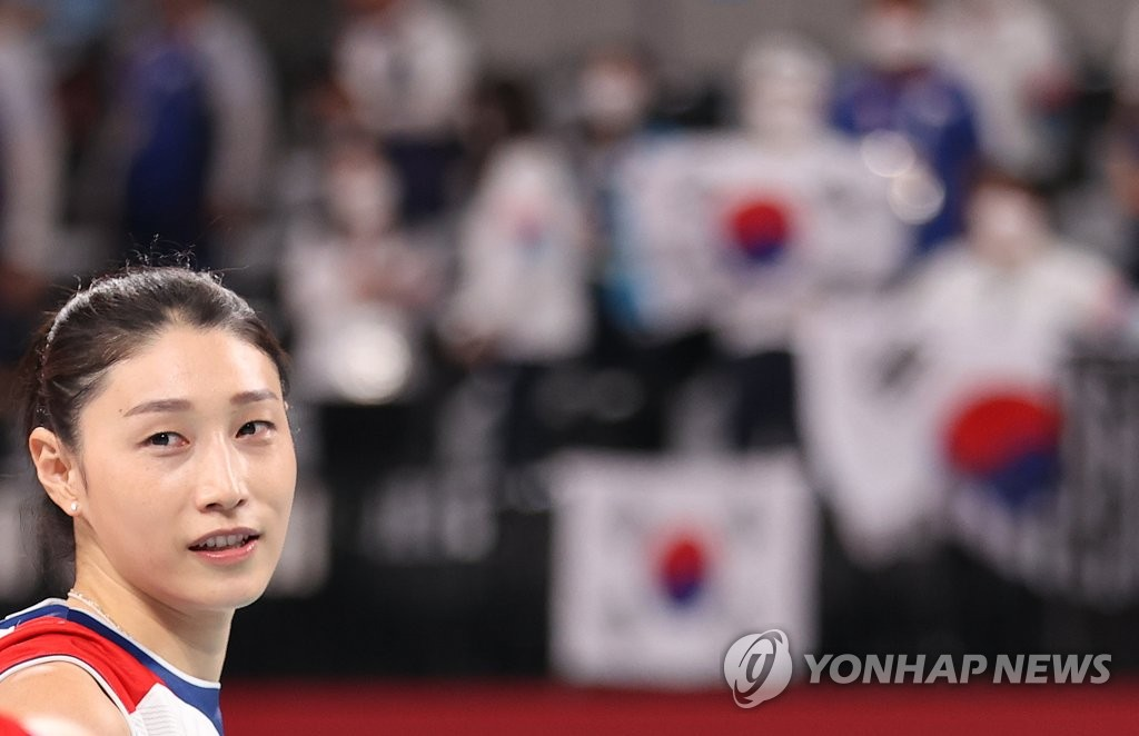 [올림픽] 김연경 '마지막 올림픽을 마치며'
